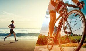 Turismo Deportivo cycling running